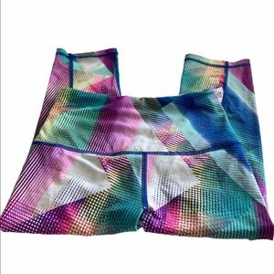 Victoria Secret Sport Workout Capri  Size XS